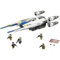 LEGO Star Wars Rebel U-Wing Fighter 659 Peças - 75155
