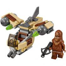 LEGO Star Wars - Wookiee Gunship - 84 Peças - 75129