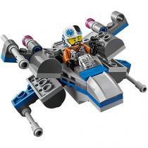 LEGO Star Wars - X-Wing Fighter da Resistência - 87 Peças - 75125