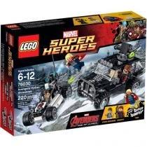 LEGO Super Heroes Ajuste de Contas dos Vingadores - e Hydra 76030 220 Peças -