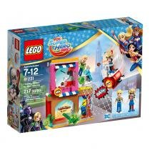 Lego Super Heroes Girls 41231 Harley Quinn Missão Resgate - Lego - Lego