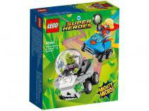 LEGO  Super Heroes Mighty Micros - Super Girl vs. Brainiac 80 Peças 76094