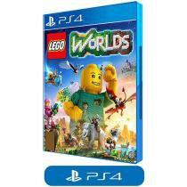LEGO Worlds para PS4 - Warner