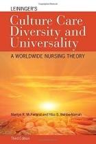Leiningers culture care diversity and - Jones  bartlett - u
