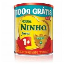 Leite Ninho Fases 1+ com 800 gramas - Nestle brasil ltda
