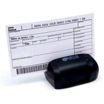 Leitor código de barras - Boleto Bancários e Cheques - Homebank 10 - Nonus - USB -