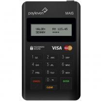 Leitor de cartão débitocrédito d150 - payleven - Preto - Payleven