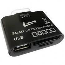 Leitor Universal de Memória Leadership para Galaxy Tab - 3997 - Leadership