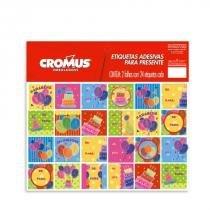Lembrancinha Adesivos Happy 02 cartelas Cromus - Festabox e40fca77849