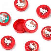 Lembrancinha Mini Latinha Hello Kitty  10 unidades - Festabox