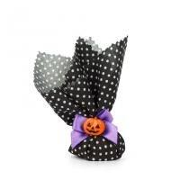 Lembrancinha Trouxinha de Tecido Bombom Halloween - Festabox