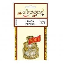 Lemon Pepper 30g - LG Foods -