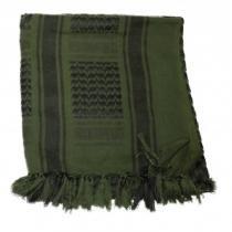 Lenço Para Proteção Shemagh Tático Airsoft Verde Nautika -