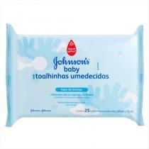 Lenço Umedecido Johnsons Baby Hora de Brincar 25 Unidades - JOHNSONS