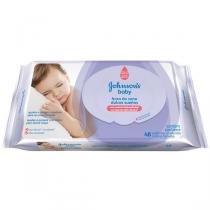 Lenço Umedecido Johnsons Baby Hora do Sono 48 Unidades - JOHNSONS