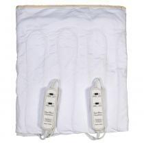 Lençol Térmico King com Regulagem de Temperatura 220V - Sonotherm - Mosquibras