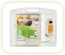Lençol Térmico Solteiro Bivolt Contro Digital De Temperatura Bivolt automático - Bioterm