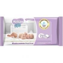 Lenços Umedecidos Huggies Baby Wipes 48 Unidades -