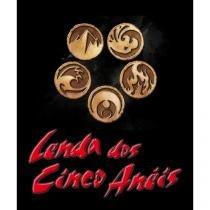 Lenda Dos Cinco Aneis - New Order - 1