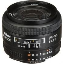 Lente AF NIKKOR 24mm f/2.8D - Nikon