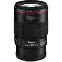 Lente Canon EF 100mm f/2.8L Macro IS USM -