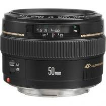 Lente Canon EF 50mm f/1.4 USM Ultrasonic -