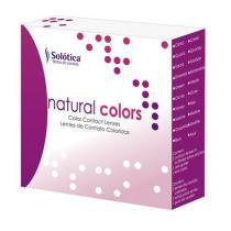 Lente de Contato Natural Colors  (sem grau) -