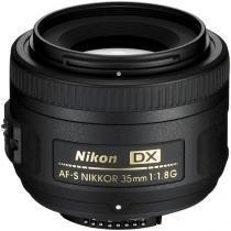 Lente Nikon AF-S DX NIKKOR 35mm f/1.8G -