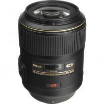 Lente Nikon AF-S FX Micro NIKKOR 105mm f/2.8G IF-ED VR - Nikon