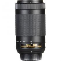 Lente Teleobjetiva Nikon 70-300mm AF-P DX f/4.5-6.3G ED - Nikon