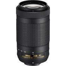 Lente Teleobjetiva Nikon 70-300mm AF-P DX f/4.5-6.3G ED VR - Nikon
