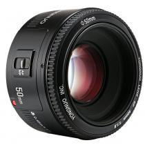 Lente Yongnuo YN-50mm f/1.8 para Canon EF -