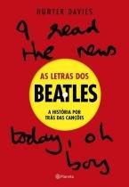 Letras dos beatles, as - Planeta do brasil - grupo pla