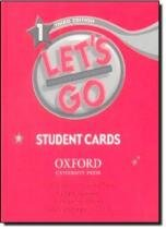 Lets go 1 - students cards - third edition - Oxford do brasil
