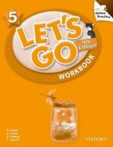 Lets go 5 workbook with online practice pack - 4ed - Oxford do brasil