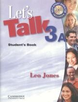 Lets talk sb 3a with cd - 1st ed - Cambridge university