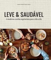Leve e Saudavel - A Moderna Cozinha Vegetariana - Vergara  riba