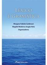 Léxico e Gramática - Novos Estudos de Interface - Crv