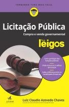 Licitacao Publica Para Leigos - Alta Books - 1