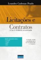 Licitacoes E Contratos - Impetus - 952647
