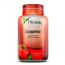 Licopeno (+ Selênio, Vitamina C e Vitamina E) - 60 cápsulas - Fitoway -