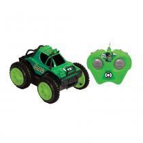 Liga da Justiça Carro Turning Action Lanterna Verde - Candide -