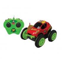 Liga da Justiça Carro Turning Action Robin - Candide -