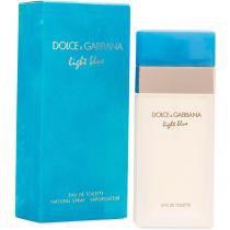 Light Blue Dolce Gabbana Eau de Toilette Perfume Feminino 100ml - Dolce Gabbana