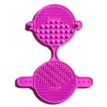 Limpador de Pincel Prackt by Sigma - Palmat 2 In 1 Brush Cleaning - Sigma beauty