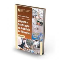 Limpeza E Sanitizacao Na Industria De Alimentos - Vol 4 - Atheneu - 1