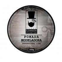 Lincoln Premium Pomada Modeladora - 100g - Lincoln Premium