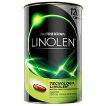 Linolen 1000mg 120 Cápsulas - Nutrilatina