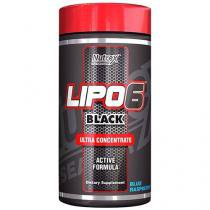 Lipo 6 Black 125g - Nutrex