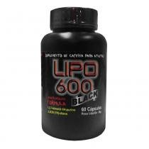 Lipo 600 Black 60Caps Red Series - Termogenico -
